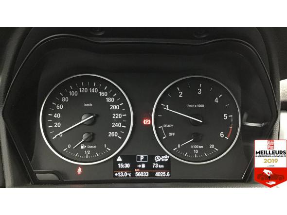 BMW Série 2 Gran Tourer F46 218d 150 BVA 5Places