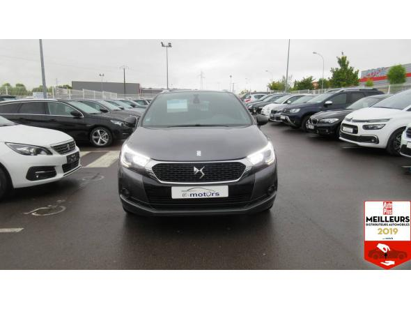 DS DS 4 DS4 CROSSBACK BlueHDi 120 S et BVM6 - Be Chic 5P