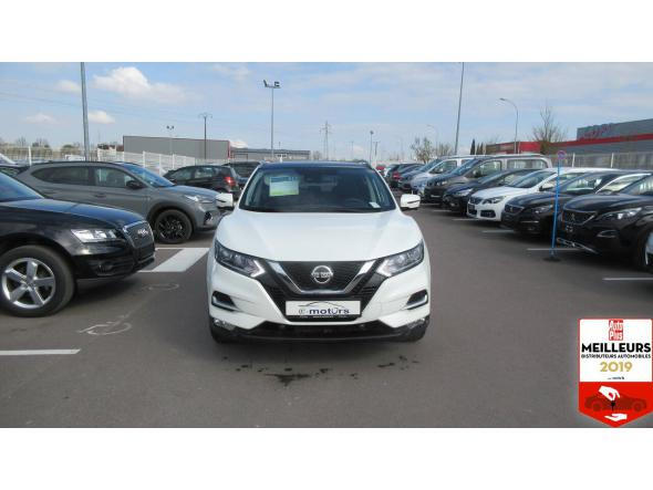 Nissan Qashqai N-Connecta DIG-T 160 DCT + Pack Design