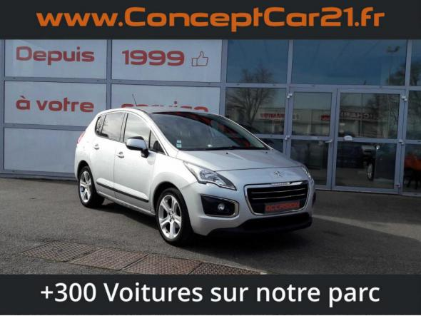 Peugeot 3008 1.6 HDi FAP - 115 Allure