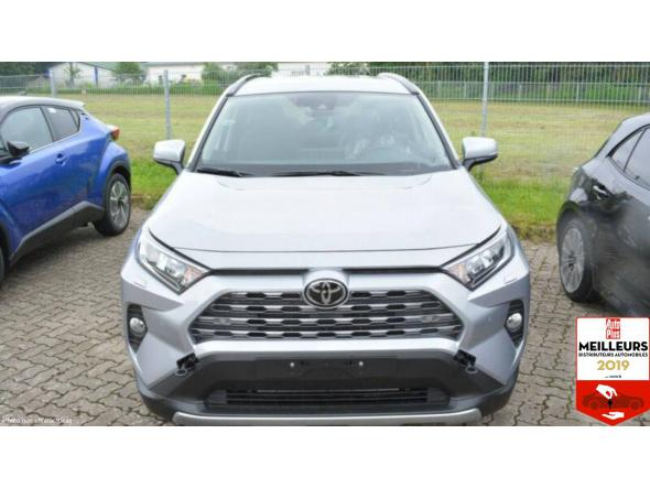 Toyota RAV4 HYBRIDE Collection 222 4X4 + Pack Confort