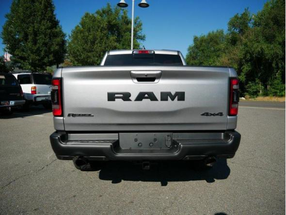 Dodge Ram 1500 rebel 4x4 5.7l hemi 395hp
