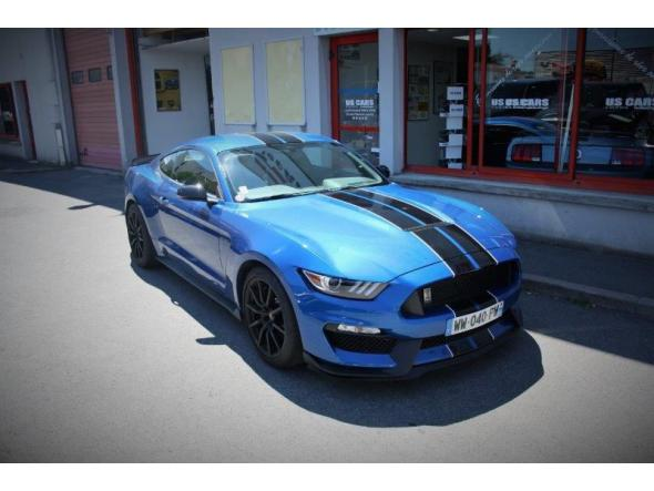 Ford Mustang Shelby gt350 v8 5.2l bvm6 533hp