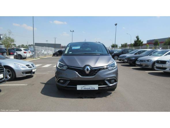 Renault Grand Scénic IV Intens Blue dCi 150 7Places + Park As