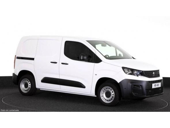 Peugeot Partner FOURGON STANDARD 1000 KG GRIP BLUEHDI 75