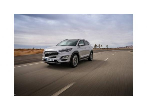 Hyundai Tucson Creative 1,6 CRDI 136 Mild-Hybrid 48v