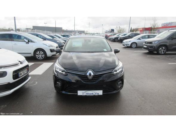 Renault Clio V Zen Blue dCi 115 + Pack Navigation Easy Link